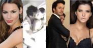 """Pampita filtró imágenes suyas con Vicuña para desmentir que estuvieses separados y seguró que lo vio """"teniendo sexo"""" con """"China"""" Suárez. FOTOS: WEB"""