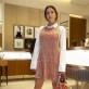 La semana de la moda de Milás: Aylén Milla totalmente de bolsito Fendi.