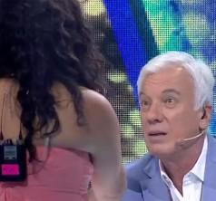 Antonio Vodanovic imitadora Gloria Trevi