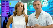 Diana Bolocco y José Miguel Viñuela en Mucho Gusto
