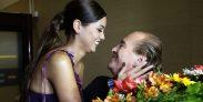 20 de Agosto 2012/SANTIAGO Esta Noche arribo al aeropuerto de santiago la miss chile,Camila Recabarren,despues de participar en Miss Mundo,representando a chile. FOTO:CRISTOBAL ESCOBAR/AGENCIAUNO