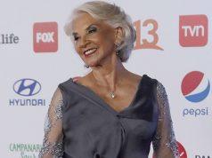 22 DE FEBRERO DE 2019/VIÑA DEL MAR  Gabriela Hernandez, durante la Gala del Festival de Viña 2019, realizada en el Casino Municipal de Viña del Mar.  FOTO: LEONARDO RUBILAR CHANDIA/AGENCIAUNO