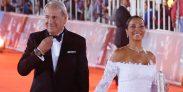 """20 de Febrero de 2015/VI""""A DEL MAR Marlen Olivari ,camina  por la alfombra roja durante la Gala del Festival de Vi–a del Mar 2015. FOTO:FRANCISCO LONGA/AGENCIAUNO"""