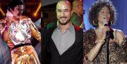 Fernando Gómez-Rovira Michael Jackson Whitney Houston