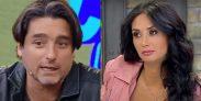 Jorge Zabaleta y Pamela Díaz cuento