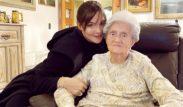 Kel Calderón despedida abuela Vale