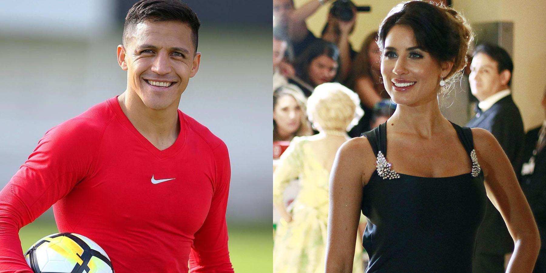 «Ahí estuve yo cuando Alexis Sánchez le mandó el mensaje a Fran Undurraga…»: en el espacio de farándula Que Te Lo Digo recordaron cómo el futbolista contactó a la modelo