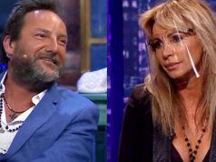 Eva Gómez y Daniel Fuenzalida pantallazos