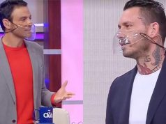 Gonzalo Ramírez y Mauricio Pinilla Vale