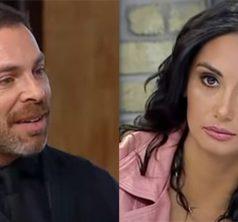 José Antonio Neme y Pamela Díaz