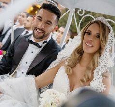 Mauricio Isla Gala Caldirola Matrimonio