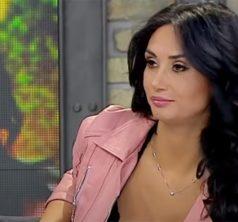 Pamela Díaz en Mucho Gusto