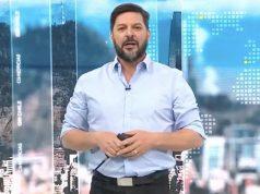 Rafael Cavada fiesta clandestina
