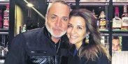 Luis Jara y Karla Constant