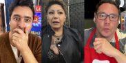 Vanessa Daroch Jorge Zabaleta Pancho Saavedra 2