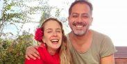 Alison MAndel y Pedro Ruminot foteli