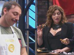 Rodrigo Gallina en MasterChef Celebrity empanadas