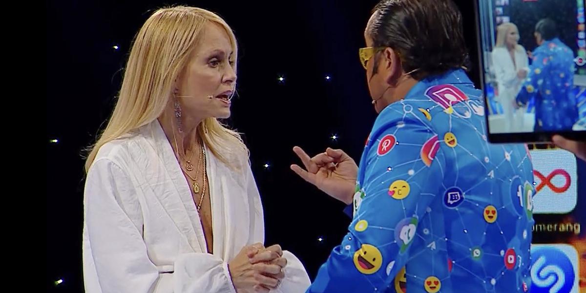 «Yerko, melón, caja…»: Cecilia Bolocco cayó nuevamente en broma de doble sentido, esta vez con «Yerko Puchento»
