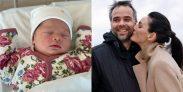 Fernando González Luciana Aymar nacimiento hija