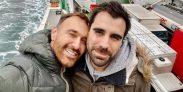 Jordi Castell y Juan Pablo Montt en el sur 1