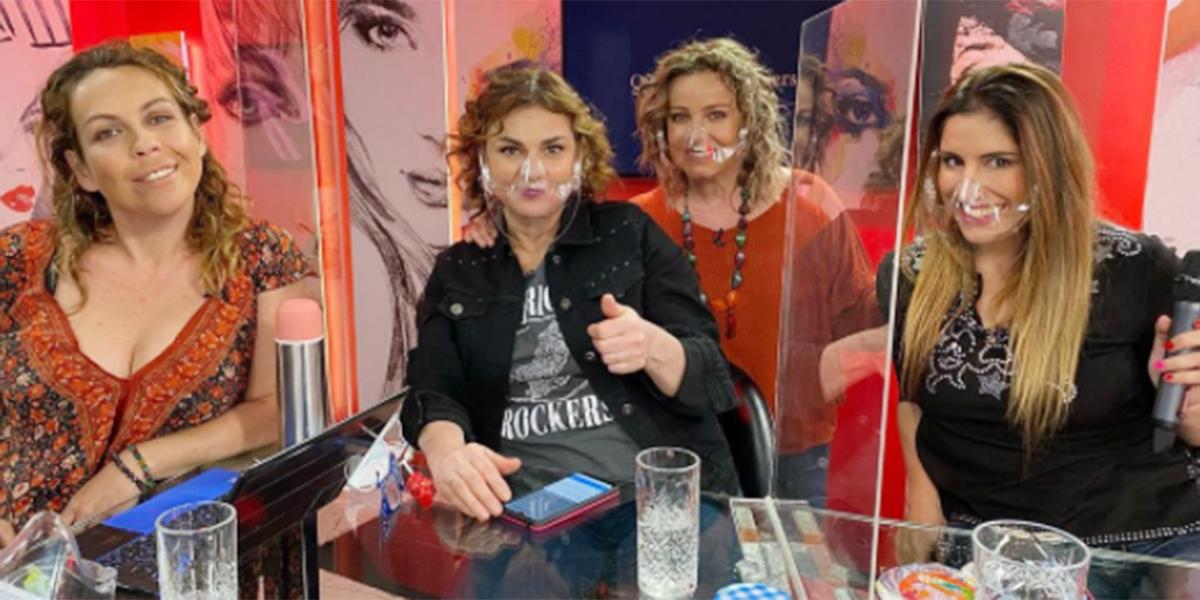 «Yerko Puchento»: «Es que no calza con las otras señoras, las gordas que están ahí (en MILF)». Maly Jorquiera: «No, las que están ahora son regias…»