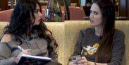Pamela Díaz y Adriana Barrientos en Sin Editar en YouTube 1000