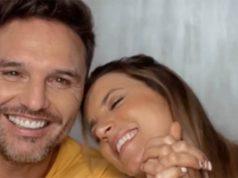 Rafa Olarra y Lucila Vit embarazo