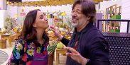 Renata Bravo y Miguel en El Discípulo del Chef