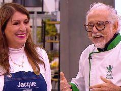 Jacques Pardo y Ennio Carota