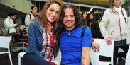 Flavia Fuccenecco y Pablo Herrera