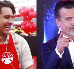 Jorge Zabaleta y Julio Milostich Agencia Uno