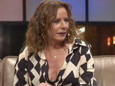 Kathy Salosny en Los 5 Mandamientos 3