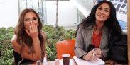 Luli y Pamela Díaz en Sin Editar
