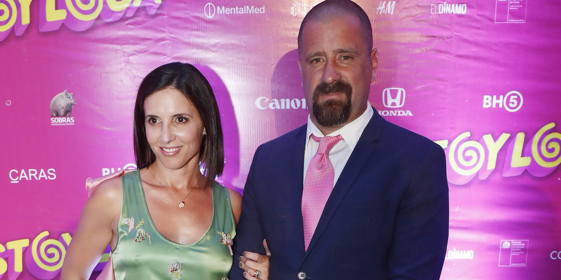 «La Luz como que se obsesionó conmigo… Por suerte», dice Marcial Tagle sobre su historia de amor de 19 años con Luz Valdivieso