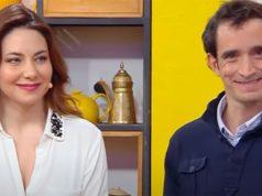 Móniva Godoy y Nicolás Saavedra en Bienos Días a Todos 2019