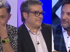 Man González Sergio Rojas Daniel Fuenzalida