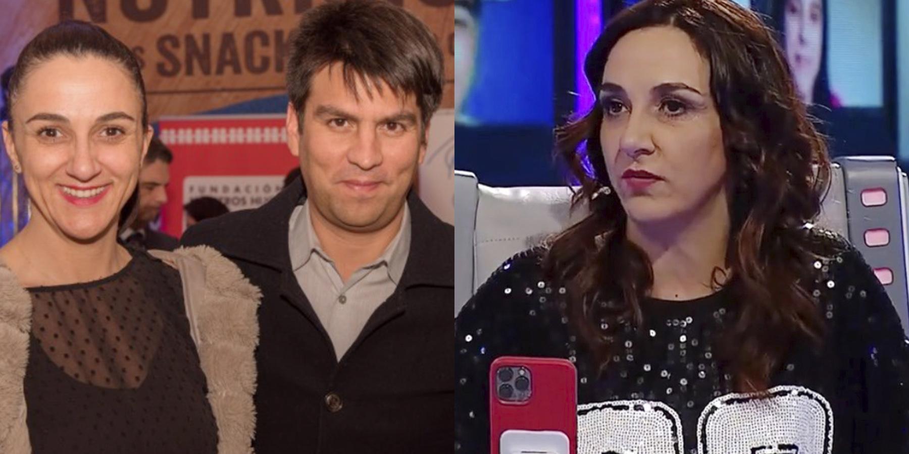 Renata Bravo en Pacados Digitales y marido
